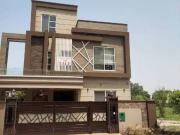 115 Marla Corner Brand New House For Sale in Overseas A...