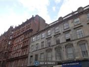 1 Bed Flat For Rent Queen Street Glasgow