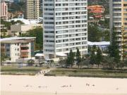 1 Bedroom Furnished Balcony Apartment Surfers Paradise