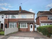 2 Bedroom House for sale in Oundle Road, Birmingham on...