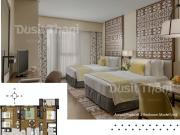 2Bedroom Fully Furnished Unit at Dusit Thani Residence Davao