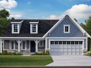 3 Bed, 2 Bath New Home plan in Indianapolis, IN