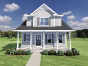 3 Bed, 2 Bath New Home plan in Madison, WI
