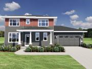 4 Bed, 2 Bath New Home plan in Madison, WI