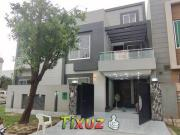5 Marla Brand New Luxirious Designer House for sale in...