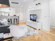 Apartment 50 m2 Berlin