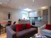 Beautiful serviced apartment with 3 bedrooms