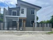 Brand New Modern House and Lot for Sale at Orange Grove...