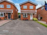 Detached 3 Bedroom House for sale in Merrill Close,...