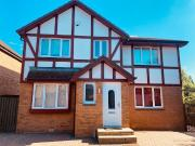 Detached 4 Bedroom House to rent in John Marshall Drive,...