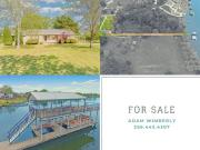 Home w separate unit for sale w water access 92 Alabama...
