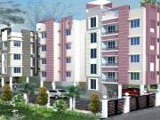 Pelican Gardens, Nayabad 3 BHK Apartment For Sale South...
