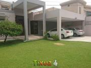 Rent Fully furnished 2 kanal house DHA