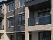 Upscale Urban Townhomes By A High End Builder