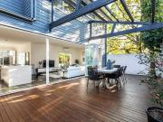 Warehouse conversion & indoor/outdoor residence
